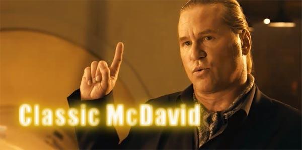 Classic McDavid