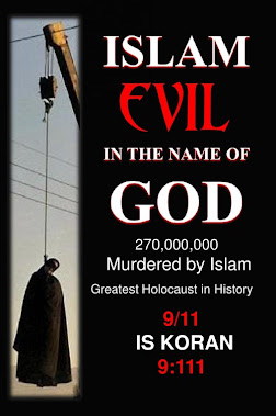 READ ISLAM EVIL IN THE NAME OF GOD HERE.