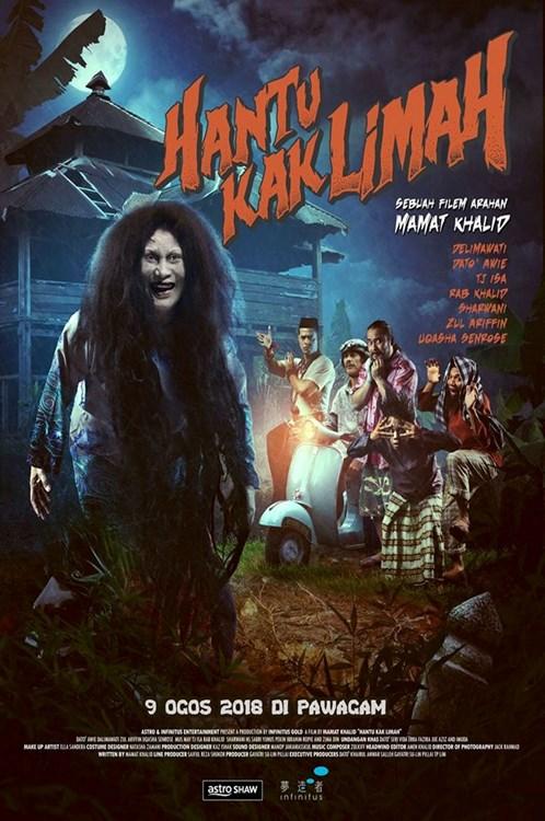 9 OGOS 2018 - HANTU KAK LIMAH (Malay)