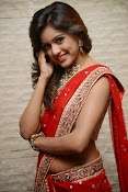 vithika sheru half saree photos-thumbnail-8
