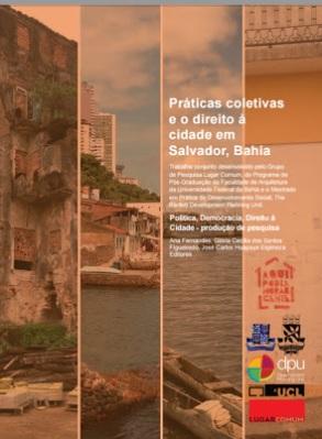 PUBLICAÇÃO DA DISCIPLINA POLÍTICA, DEMOCRACIA E DIREITO À CIDADE - MÓDULO 2 (edição. 2016)