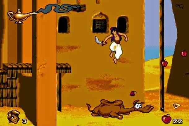 legend of aladdin free online game