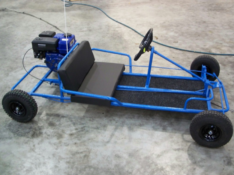Old cars used go karts because karting is the biggest for Motor go kart for sale