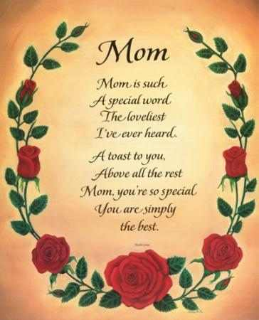 nice poems for mothers day. hairstyles nice poems for
