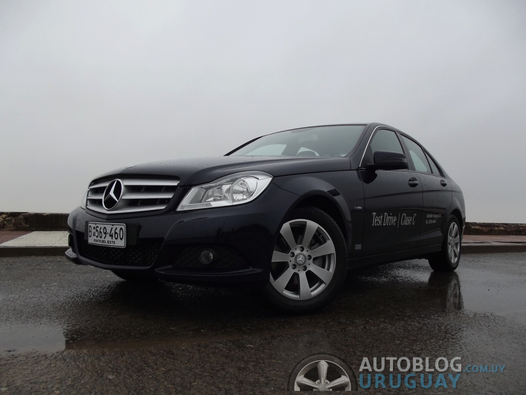 Prueba mercedes benz c 180 blueefficiency 7g tronic plus for Mercedes benz metairie la