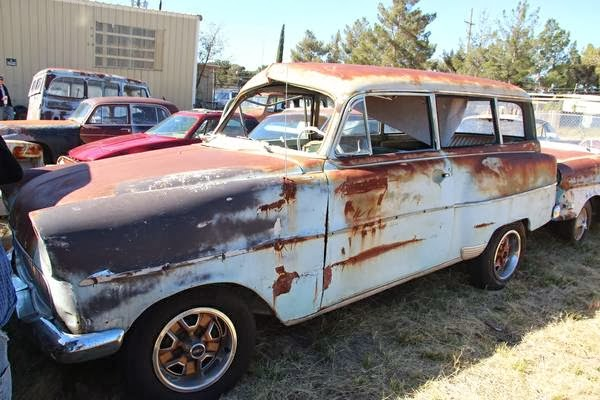 Just A Car Geek A Pair Of 1957 Opel Olympia Rekords Too Far Gone To Restore Too Rare To
