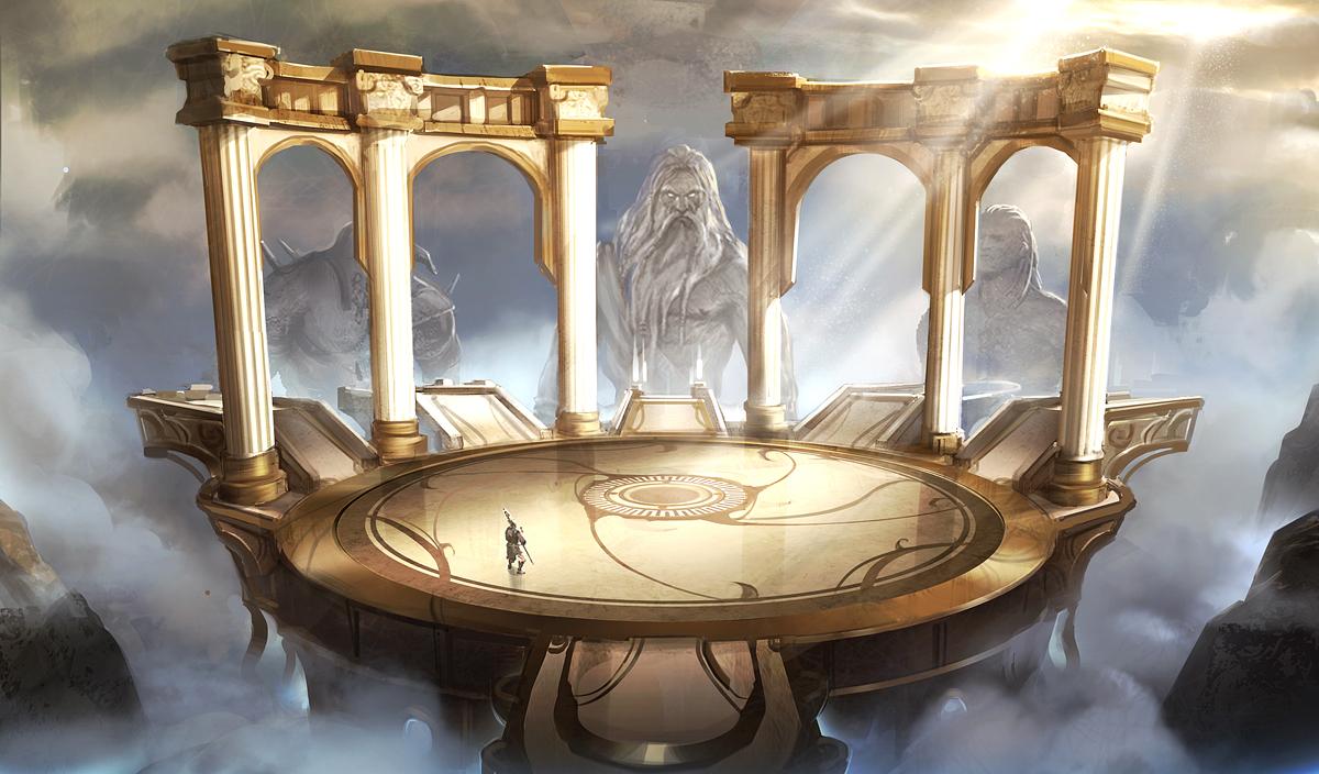 Reglamento del Consejo Celestial Rotonda_del_Olimpo