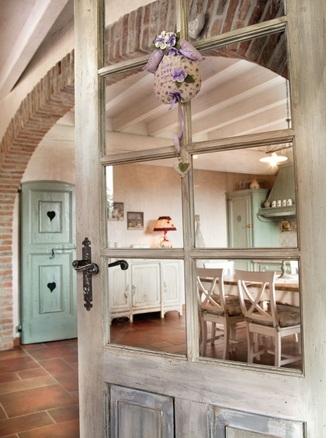 Casinha colorida home tour cottage chic muuuito doce for Case in stile california