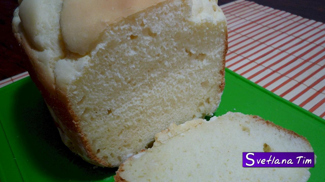 Безглютеновый хлеб.