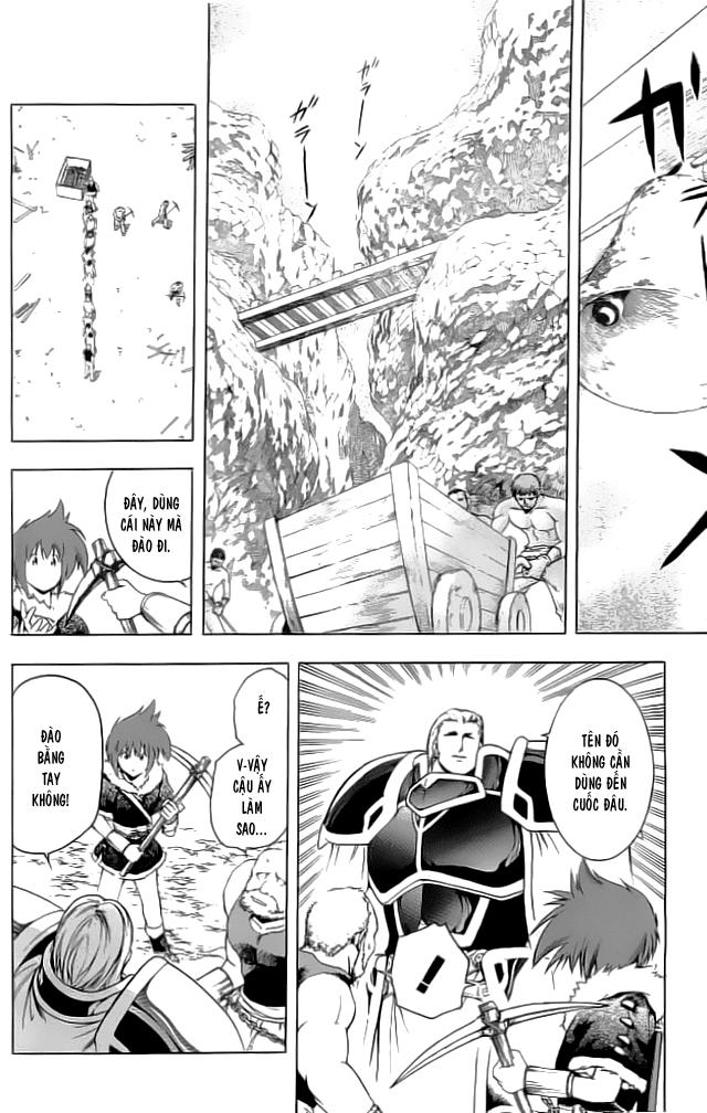 Fire Emblem-Hasha no Tsurugi chap 15 - Trang 13