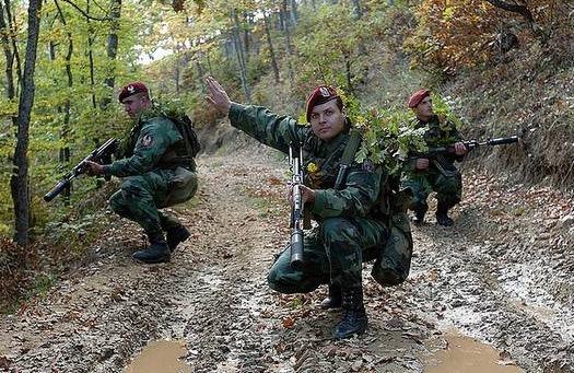 Perbezaan Seragam Tentera Dari Serata Dunia
