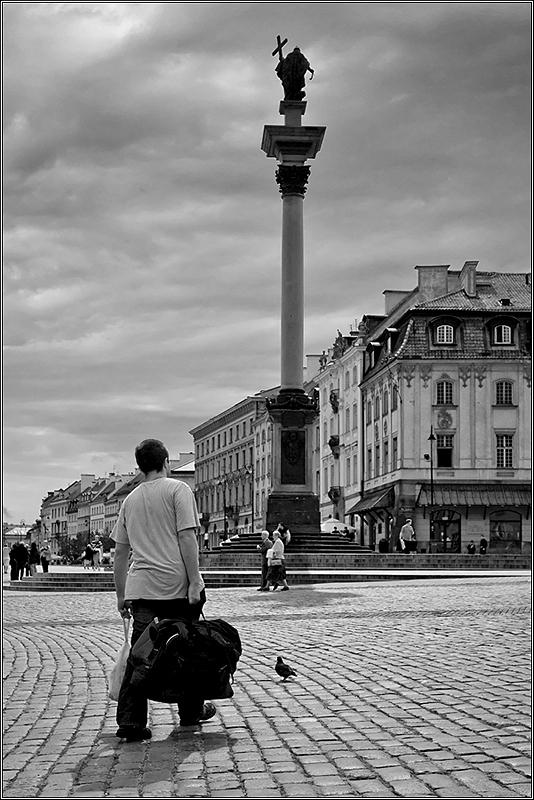 Sigismund's Column, Warsaw