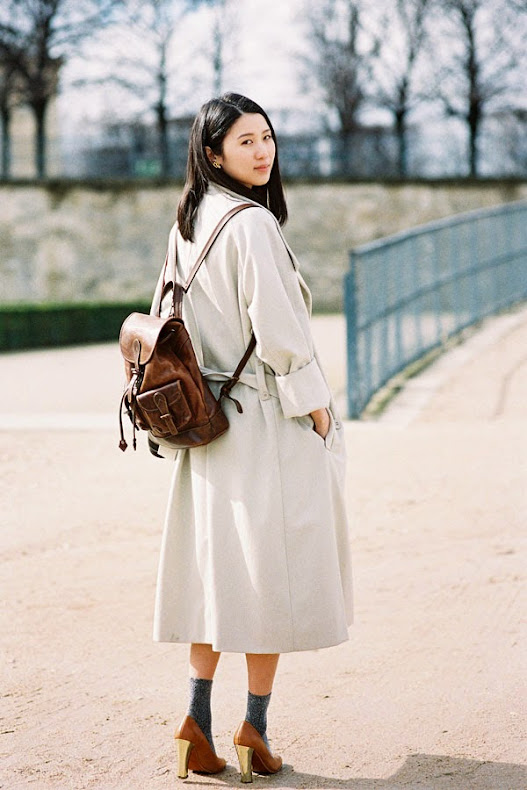 Vanessa Jackman: Paris Fashion Week AW 2014.Sissi