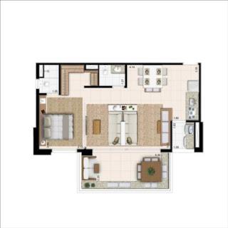 campo belo apartamentos