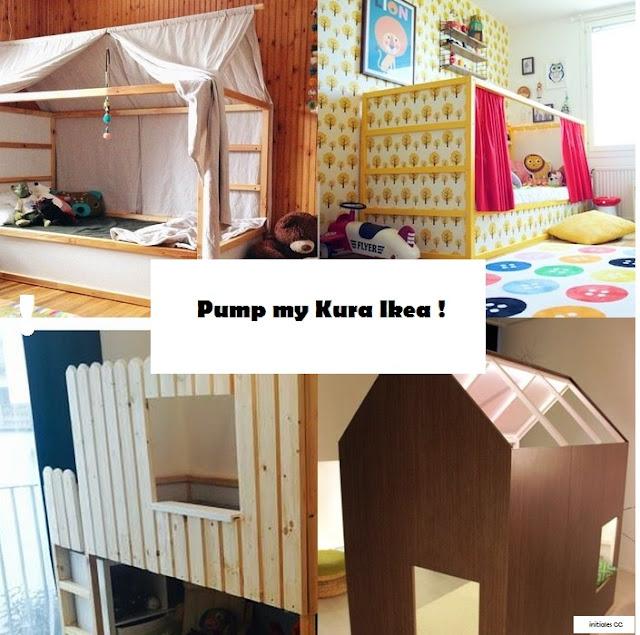 diy pump my kura initiales gg. Black Bedroom Furniture Sets. Home Design Ideas