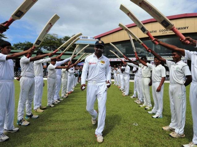Kumar Sangakkara retires