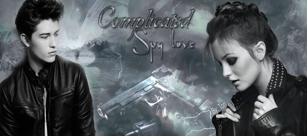 Complicated spy love