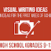 Download Ten Free Writing Ideas for the First Week of School