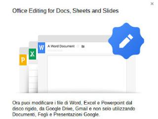 google editor office