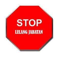 Hentikan lelang jabatan untuk indonesia bangkit