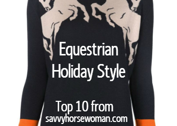 Equestrian Holiday Style – 2015