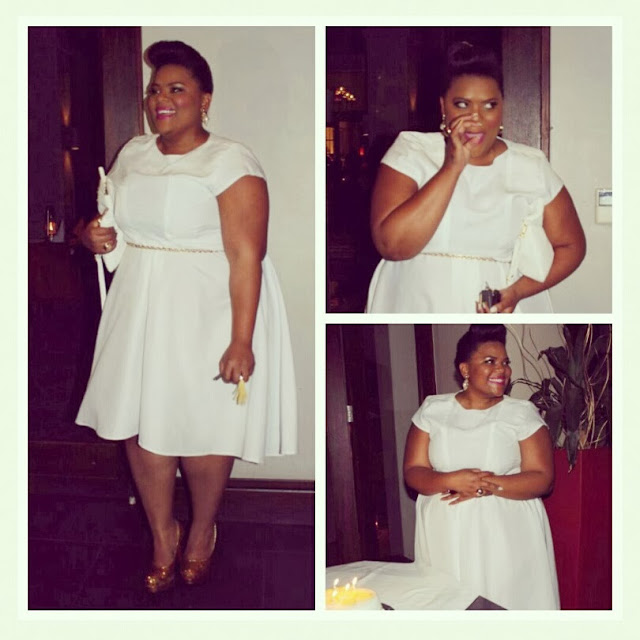 the look, whitney greyton, curvy fashion, african street style