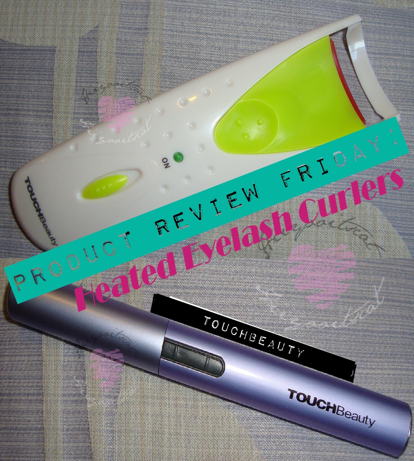 Heated Eyelash Curlers Review Photos Hiiyooitscat Beauty Diaries