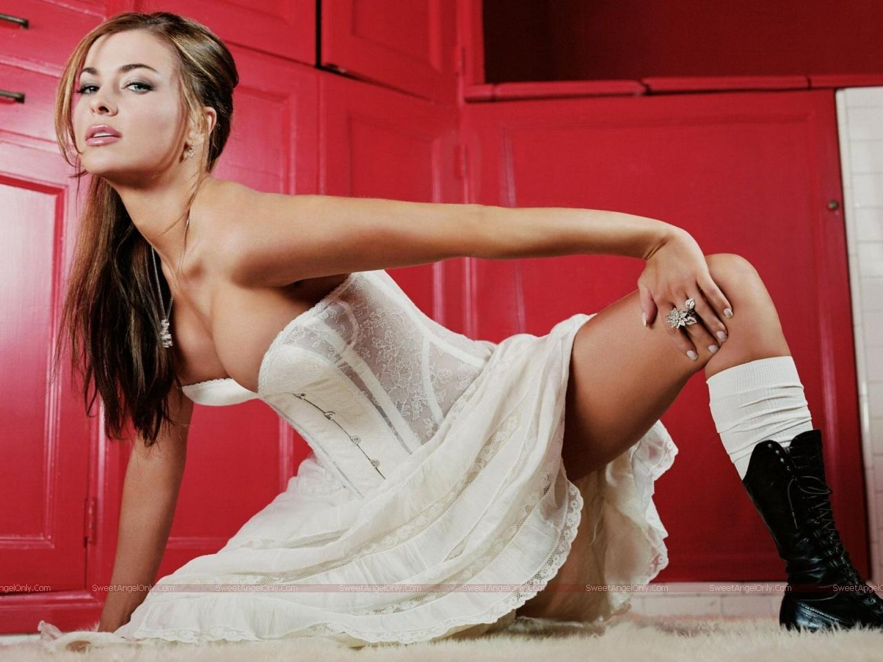 Think, Carmen electra naked wallpaper understood not