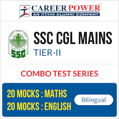 SSC CGL Tier II Mains Combo Online Test Series
