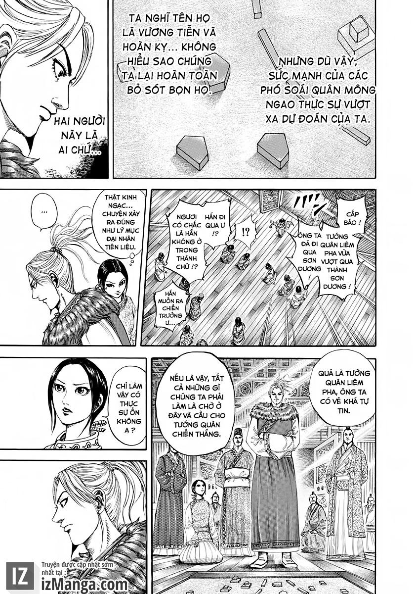 Kingdom - Vương Giả Thiên Hạ Chapter 201 page 19 - IZTruyenTranh.com