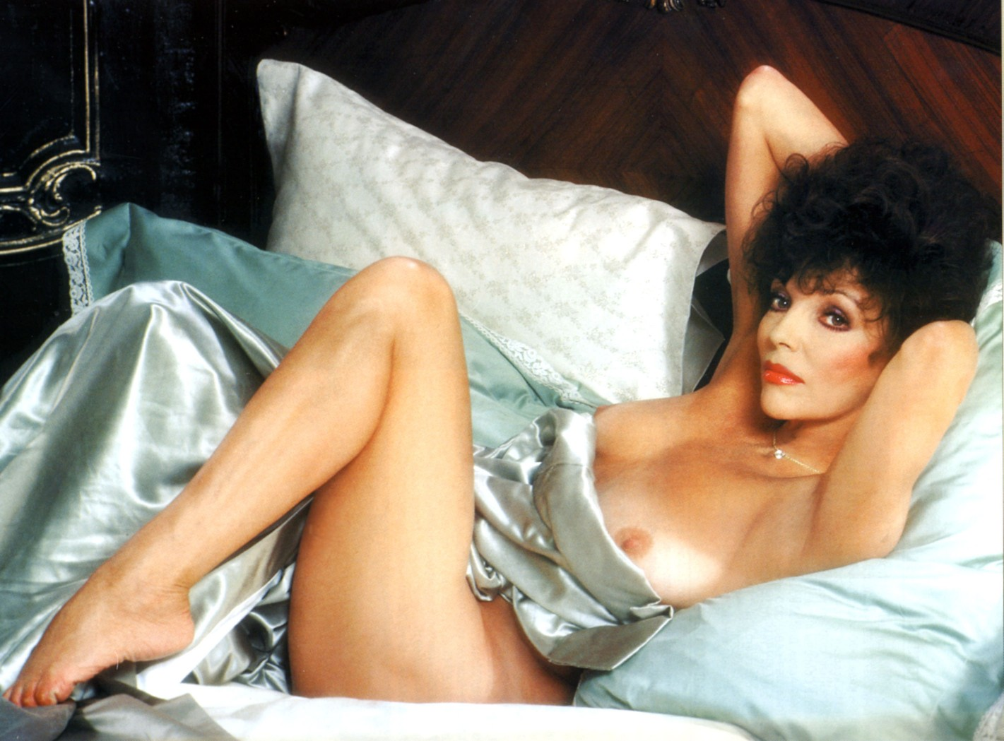 Joan collins photos nues