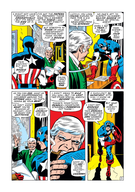 Captain America (1968) Issue #139 #53 - English 4