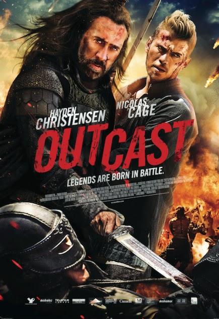 """Outcast (2014)"" movie review by Glen Tripollo"