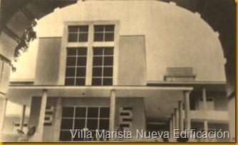 EDIFICIO PROVINCIA MARISTA CUBA-AMÉRICA. ENTRAL