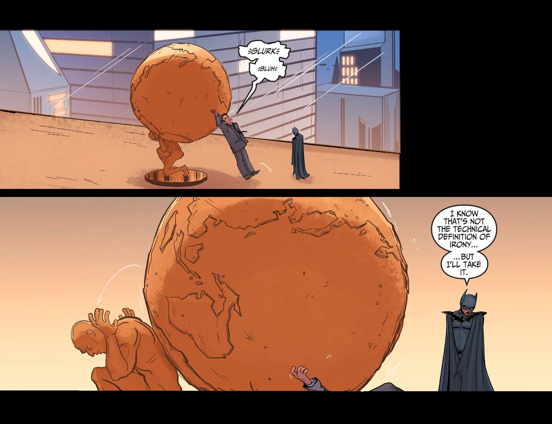 Batman Beyond (2012) Issue #29 #29 - English 14