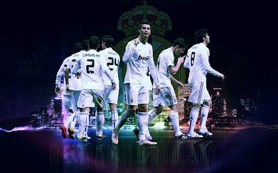 Wallpaper Real Madrid