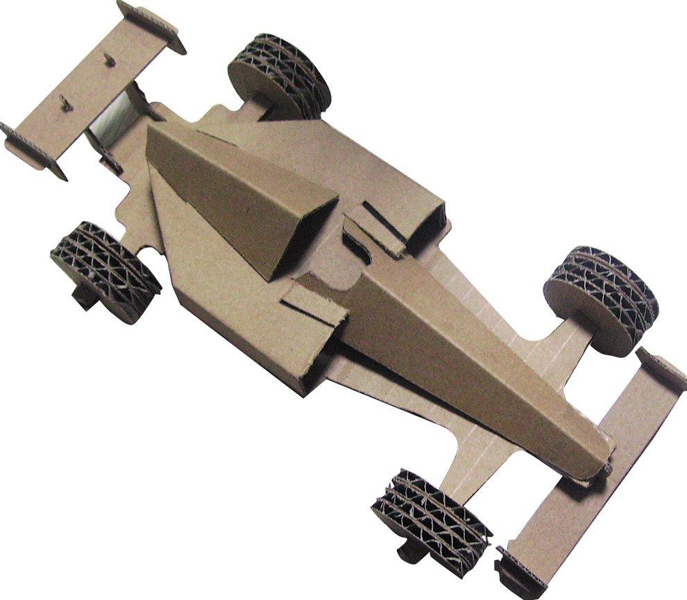 distinctive gift for kids environmentally friendly car model