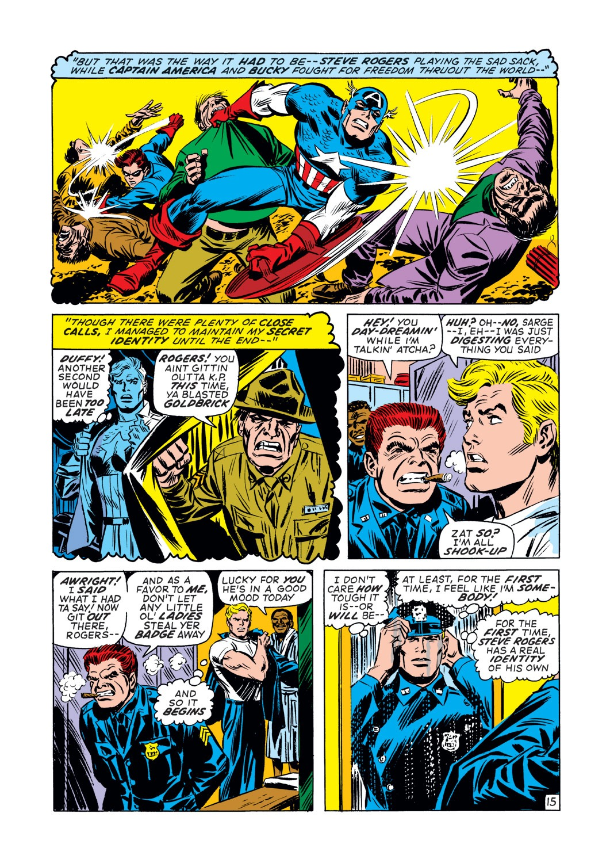 Captain America (1968) Issue #139 #53 - English 16
