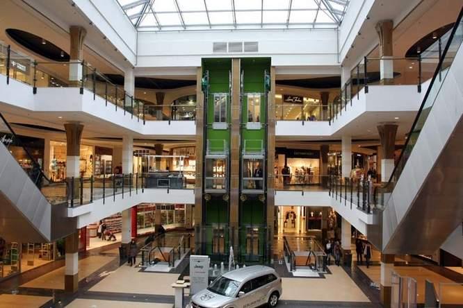 Bialystokas prekybos centrai