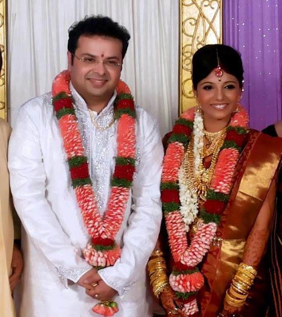Nishal Chandra Second Marriage