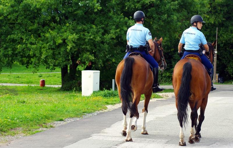 Comment devenir garde a cheval