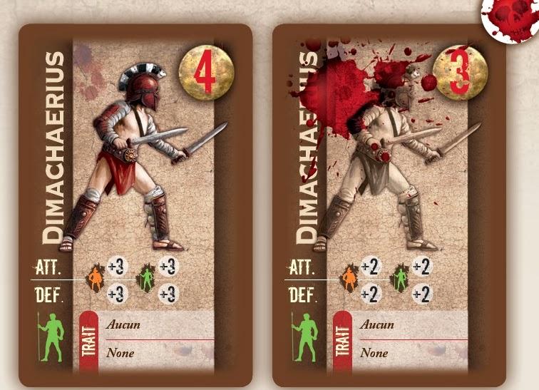Jugula [Antique] Combattant+gladiateur