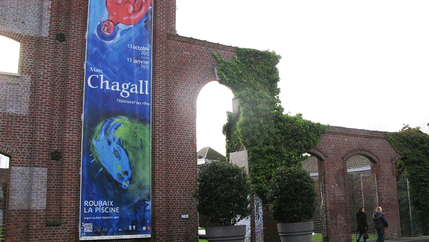 Reve de plume chagall and music forever - Exposition piscine roubaix ...