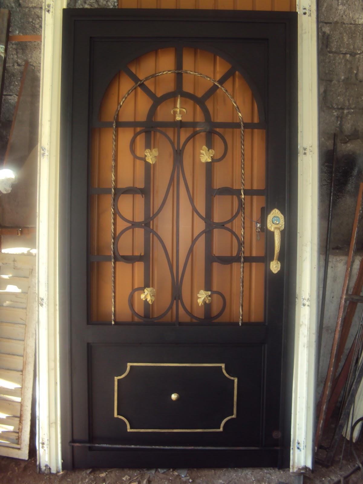 Herreria rober muestra - Fotos de puertas ...