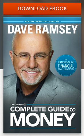 Dave Ramsey's Complete Guide to Money Free eBook