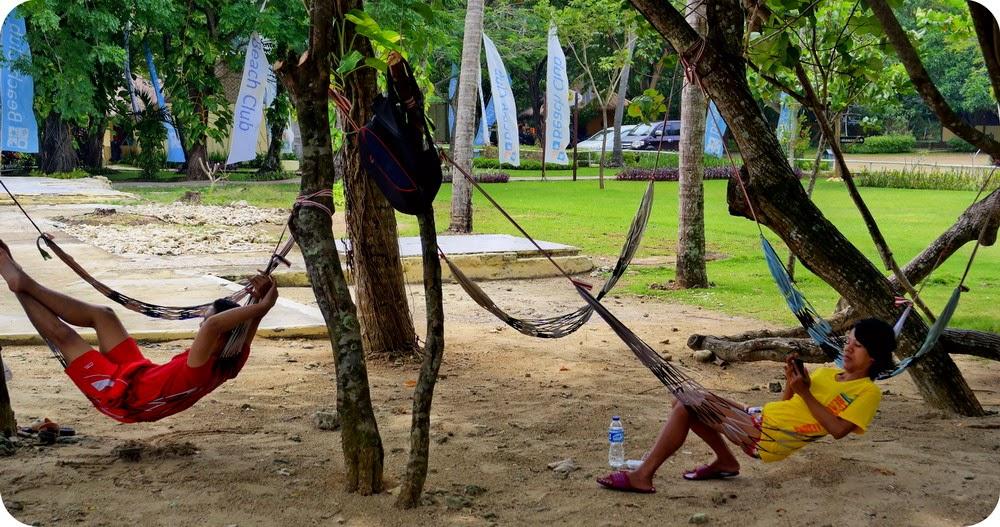 Santai di Tanjung Lesung