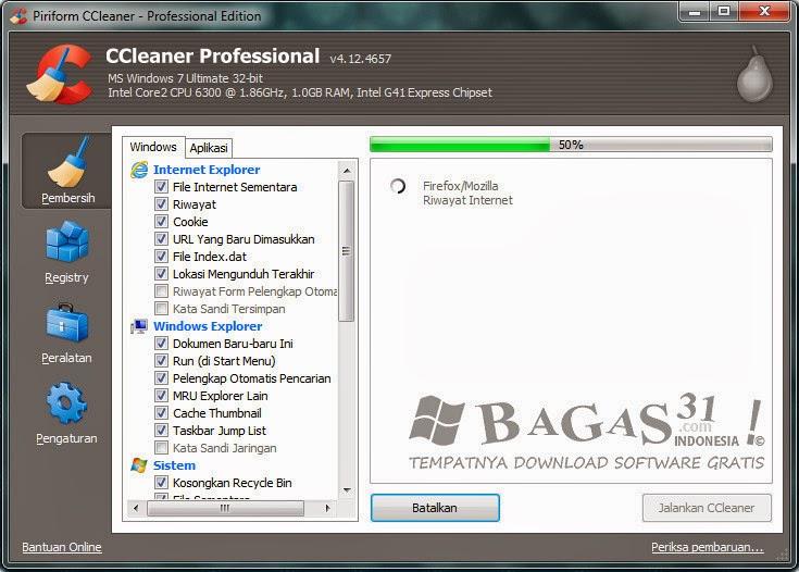 CCleaner Professional 4.12.4657 Full Crack 2