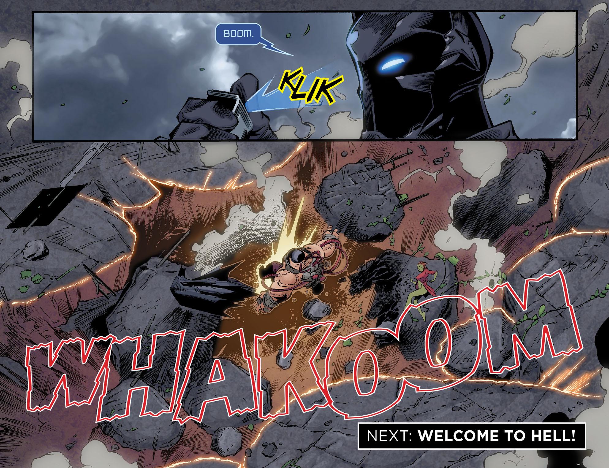 Batman: Arkham Knight [I] Issue #16 #18 - English 22