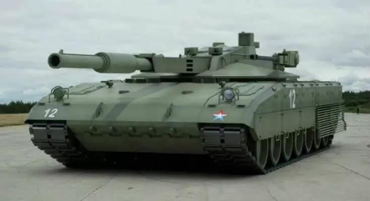 Το νέο ρωσικό άρμα μάχης T-14 Armata εν δράσει [Βίντεο]