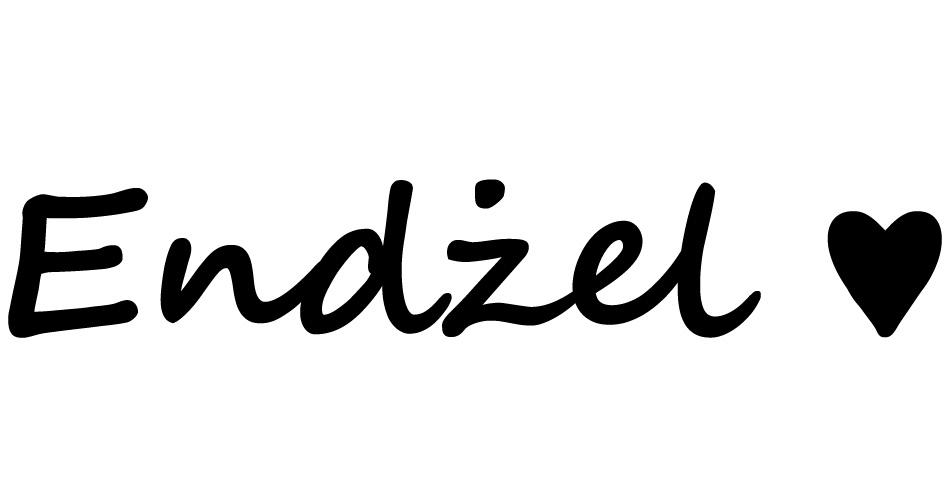 Endżel ♥
